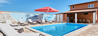 Special offers for holiday homes in Croatia