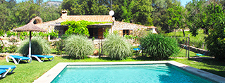 Fincas mit Pool in Mallorca