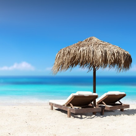 Urlaub am Meer / am Strand