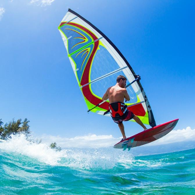 Surfen Urlaub