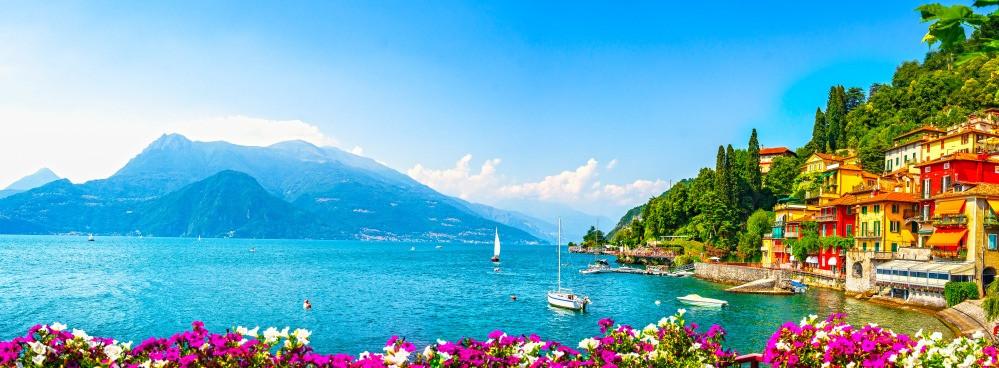 Italien schönste Seen